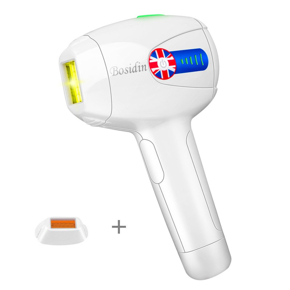 IPL Hair Removal Tool, 2 in 1 Whole BodyPermanent Hair Remover + Skin RejuvenationEpilator For Home Use