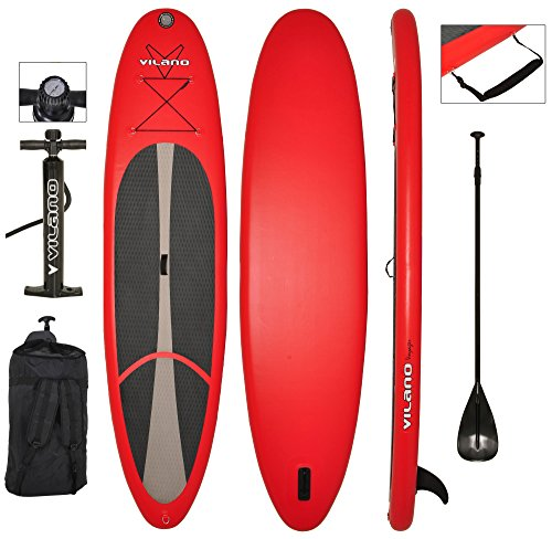 Vilano-Voyager-11-Inflatable-SUP-Stand-Up-Paddle-Board-Package-6-Thick