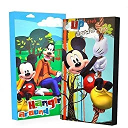 Mickey Mouse 2 Piece Wall Art