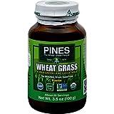 Pines Wheat Grass Powder, 3.5 oz.