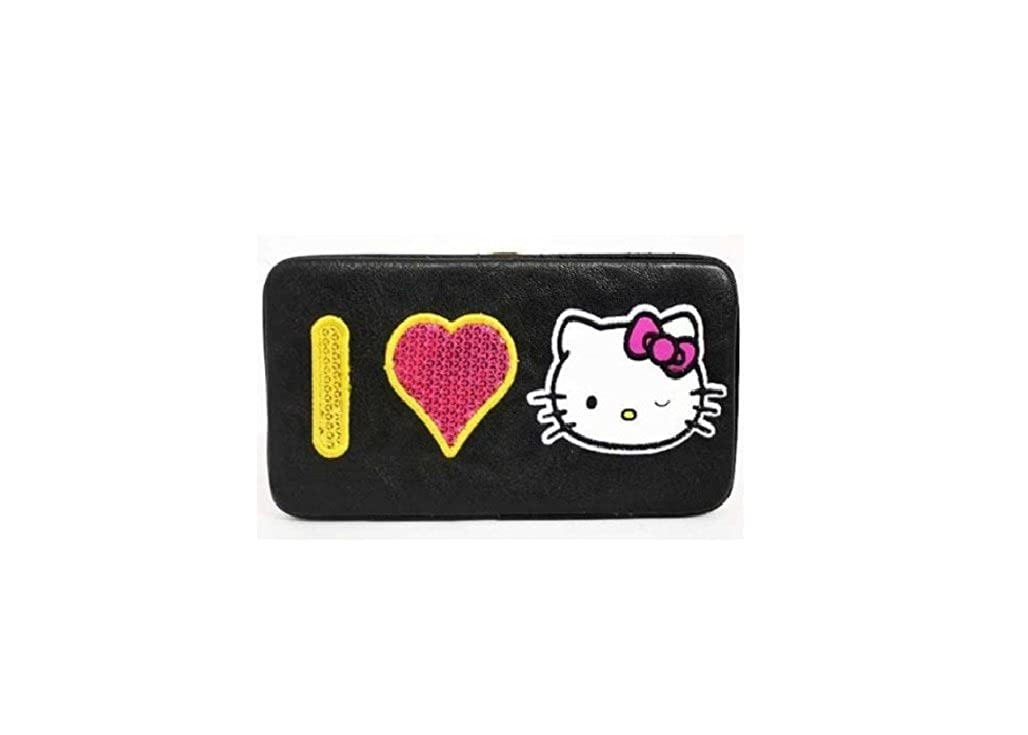 Hello Kitty Heart and Wink Wallet