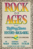 Rock of Ages, Ed Ward and Geoffrey Stokes, 0671544381