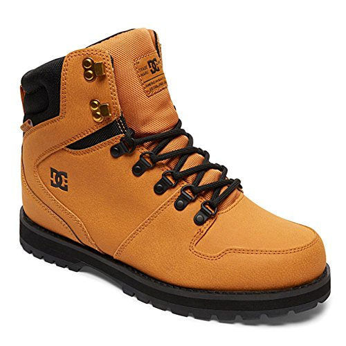 DC Men's Peary, Wheat/Black, 11 D D (Dc Shoes Boots)