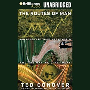 The Routes of Man Audiobook