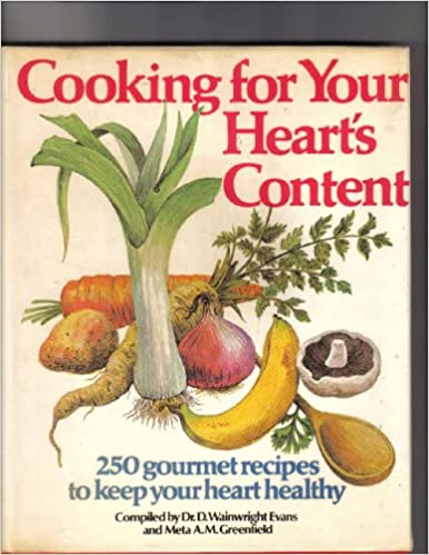 Téléchargez les livres best seller pdf Cooking for Your Heart's Content: 250 Gourmet Recipes to Keep Your Heart Healthy 0448231662 in French PDF MOBI