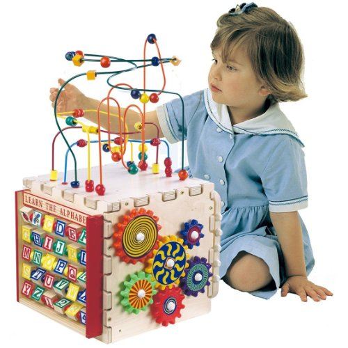 Anatex Deluxe Mini Play Cube