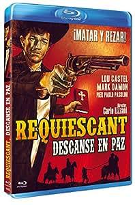 Requiescant: Descanse en paz [Blu-ray]