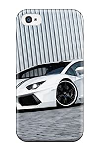 Iphone High Quality Tpu Case/ 2013 Wheelsandmore Lamborghini Aventador RVZxHbf1061BCyoO Case Cover For Iphone 4/4s