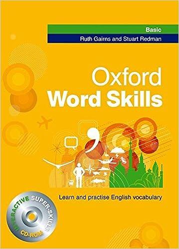 Oxford word and skills basic аудио