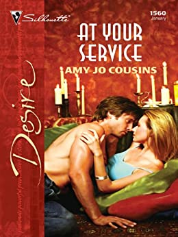 At Your Service (Harlequin Desire) by [Cousins, Amy Jo]