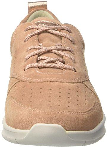Sioux Damen Liduma-700-xl Sneaker, Roze (rozenhout)