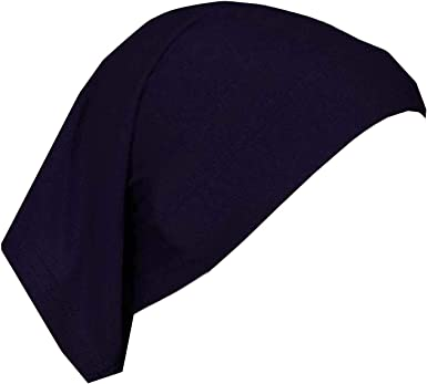 New Muslim Women Cotton Under Scarf Tube Bonnet Hijab Cap Islam Head Cover