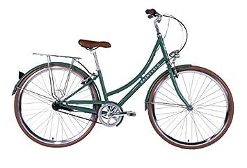 SAINTVELÓ CYCLES Biagio V3 - Bicicleta Paseo para Mujer de 3 velocidades, Cuadro de Acero