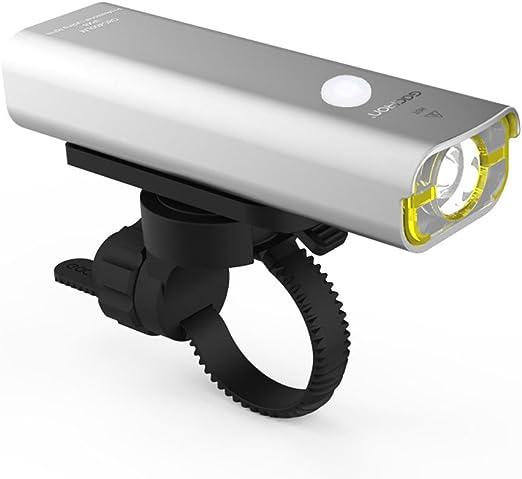 Luces de bicicleta Luz impermeable de la bicicleta Alec Lens ...
