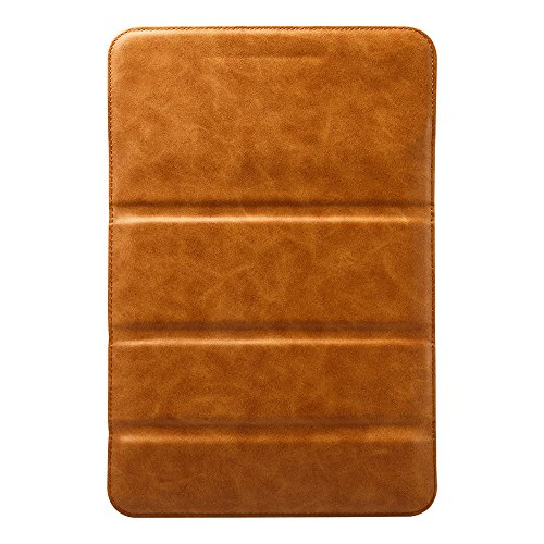 Elegant Stand with Leather iPad 7 7 2017 Slim Ultra 9 2017 9 Lightweight Protective 2018 iPad Portable Cover Case for Case Folio Stylish 2017 inch Light Brown Blac TechCode Holder iPad Cover Flip Pencil 7 9 PU 5SwH7Wq51