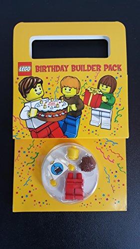 Lego Birthday Minifigure printed torso