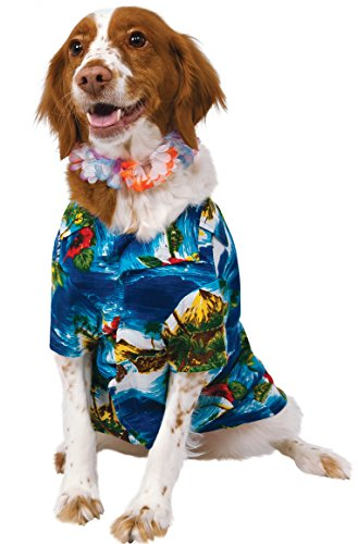 Price comparison product image Rubie's Luau Pet Costume, XXL