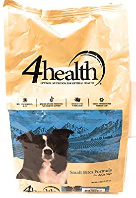 4health Tractor Supply Company, Small Bites Formula, Adult Dog Food, Dry, 5 lb. Bag by Tractor Supply Company