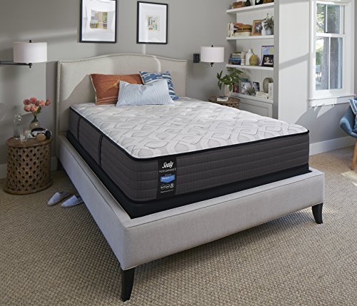 Sealy Response Performance 12.5-Inch Cushion Firm Tight Top Top Mattress, (Sealy Twin Mattress)