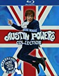 Cover Image for 'Austin Powers Collection: Shagadelic Edition Loaded With Extra Mojo (BD)'