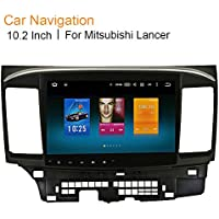 Dasaita 10.2 2+32G Android 6.0 Car GPS Stereo for Mitsubishi Lancer Galant 2008 2009 2010 2011 2012 2013 2014 2015 2016 2017 Radio Head Unit Support GPS 4G Wifi Blutooth FM Mirror Link