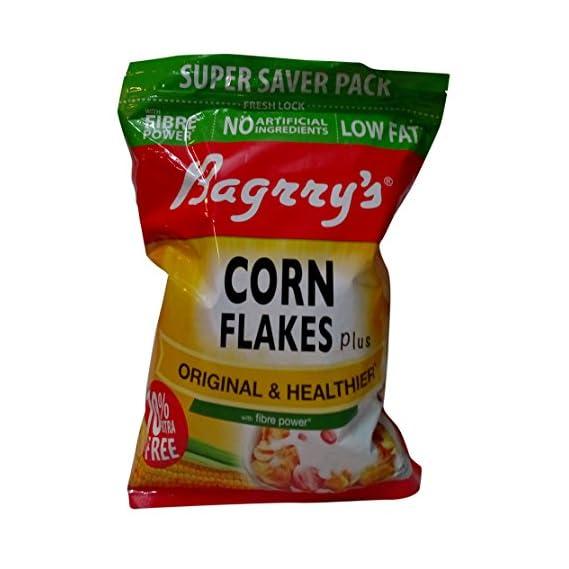 Bagrry's Corn Flakes Plus, 880g Pouch