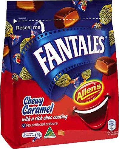 Allen's Fantales Pouch 160g.