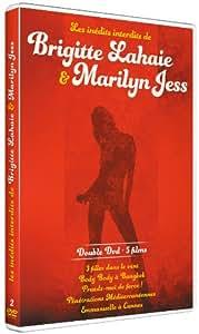 Les inédits interdits de Brigitte Lahaie et Marilyn Jess [DVD]