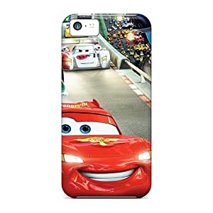 Hot Covers Cases For Iphone/ 5c Cases Covers Skin - Cars 2 Race