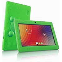 Palmer and Axe 7-Inch LillyPad Jr. Kids Tablet with Exclusive App Suite and Parental Controls (Green)