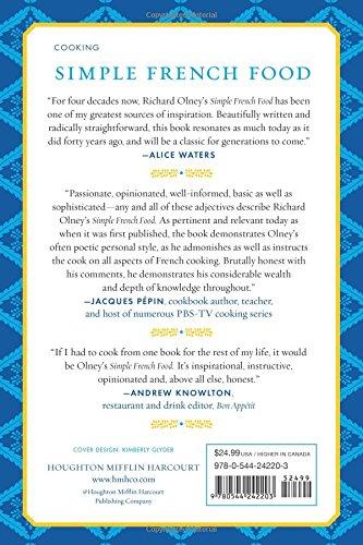 simple french food richard olney pdf