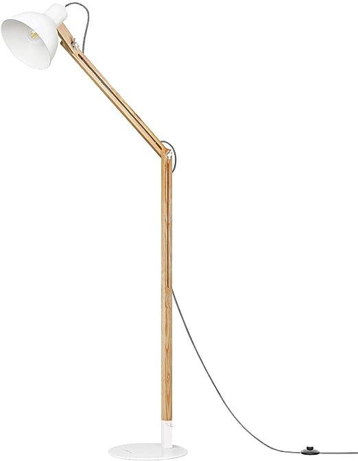 Lampe Yuni-DECO-Lampe lampadaire avec une hauteur de 150 cm Lampe Humeur
