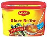 Maggi Klare Brühe (Tub Clear Broth) 300g