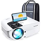 VANKYO Leisure 510PW Native 1080P Projector  Latest 5G WiFi Projector with Built-in Office Software  Portable Movie Projector with ±60° 4D Keystone/Zoom Function  Compatible w/TV Stick  HDMI  PS5