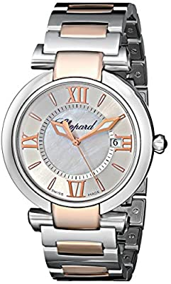 Chopard Women's 388532-6002 Imperiale Two-Tone Stainless Steel Watch