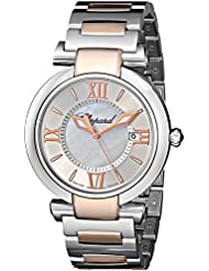 Chopard Womens 388532-6002 Imperiale Two-Tone Stainless Steel Watch