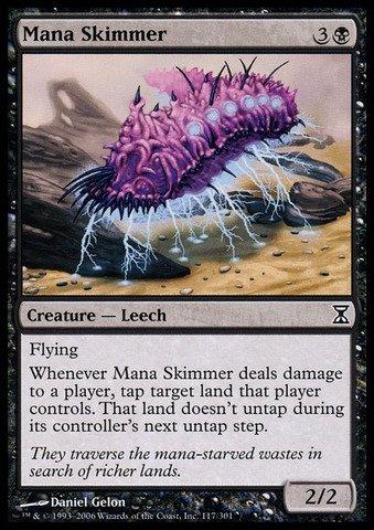 Magic: the Gathering - Mana Skimmer - Time Spiral
