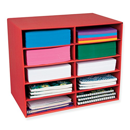 Classroom Keepers 10 Shelf Organizer 001314 product image