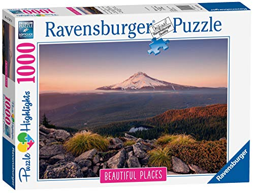 - Ravensburger Mount Hood, Oregon, USA 1000pc Jigsaw Puzzle