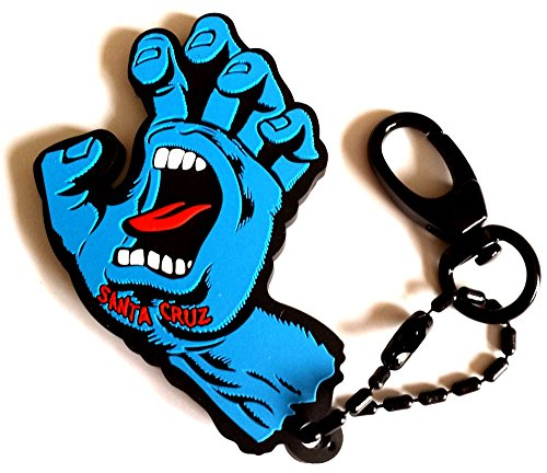Santa Cruz – Screaming Hand Keychain / Keyring skate board sk8 skateboarding