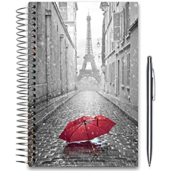 Amazon.com: Planificador 2019 con calendario – Agenda ...