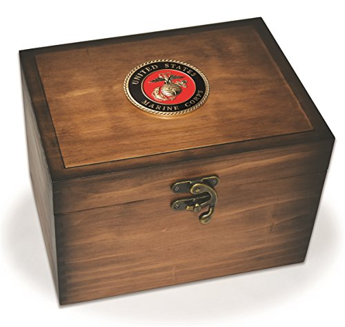 Marines Keepsake Box
