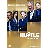 Hustle: Complete Season Four by BBC Home Entertainment