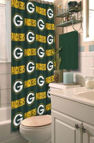 Green Bay Packers Drapes