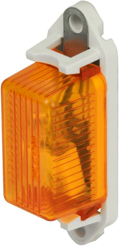 Amber-36 Pack Blazer International Trailer /& Towing Accessories Amber Pack of 36 Blazer B486A-36 Mini Ear Mount Clearance//Side Marker Light