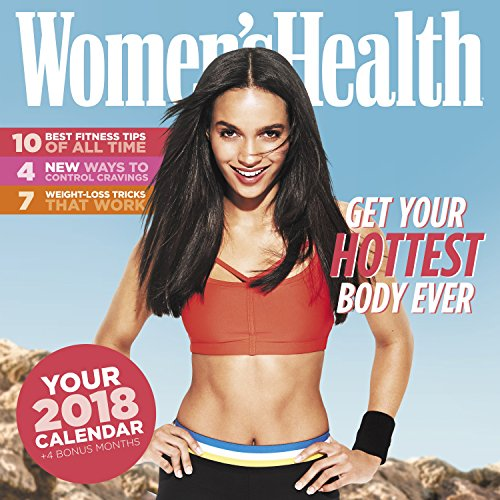 2018 Women's Health Wall Calendar (Day Dream)