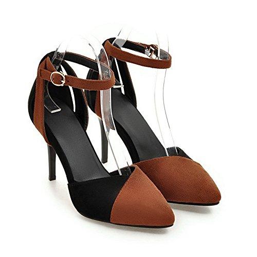 Sandales Jaune 5 36 Jaune Inconnu 1TO9 Femme Compensées 5qnHwx7TOX