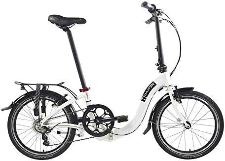 DAHON Ciao D7 bicicleta plegable de 7 velocidades 13.9 Kg ...