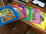 img - for M Tuesday, Wednesday, Thursday, Friday, Saturday, Sunday Book of Bedtime Stories - Set of 6 Books book / textbook / text book