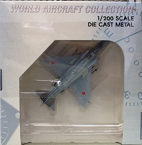 1/200 F-4EJ改 第301飛行隊 DAE CAST METAL WORLD AIRCRAFT COLLECTION